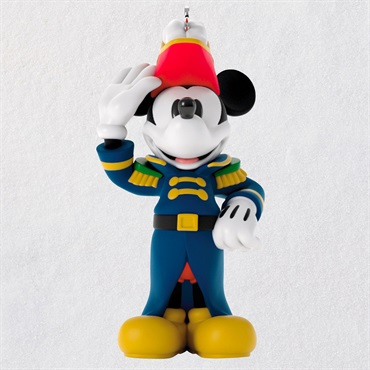 Disney Mickey's Movie Mouseterpieces Boat Builders Ornament