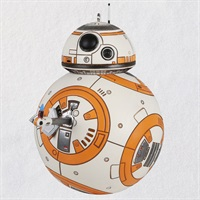 Star Wars: The Force Awakens TM BB-8 TM Ornament With Sound