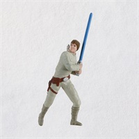 Mini Star Wars: The Empire Strikes Back TM Luke Skywalker TM Ornament