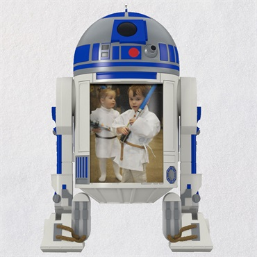 Star Wars TM R2-D2 TM The Force Is With Us Photo Frame Ornament